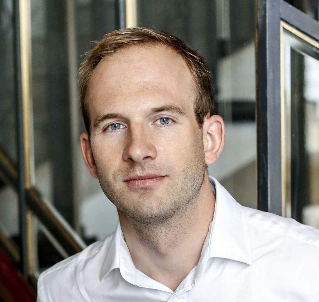 Adam Šoukal CEO Roger
