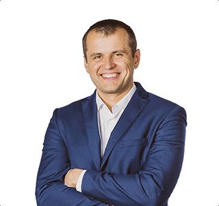 Robocash CEO Sergey Sedov
