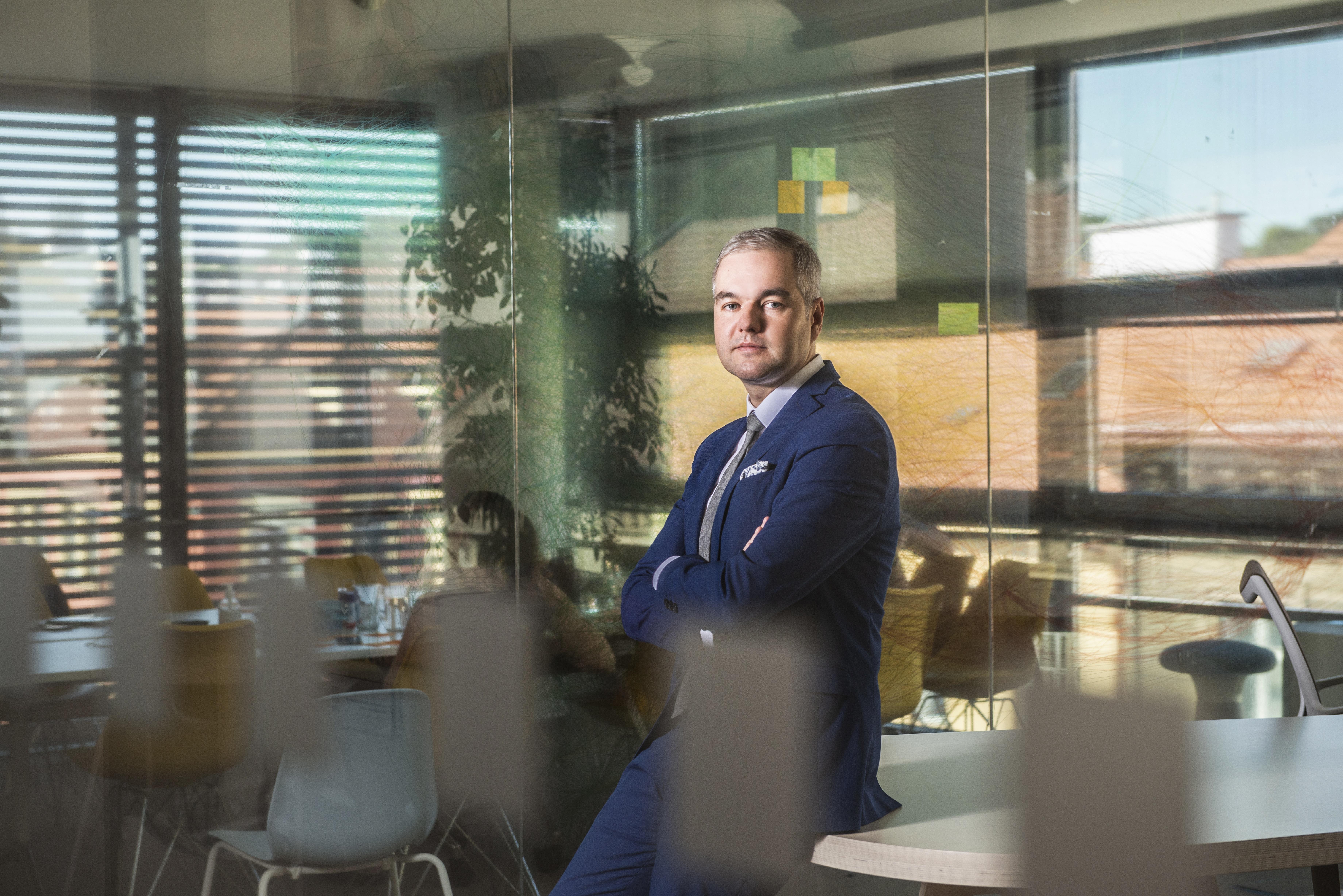 Rozhovor s Petrem Volným, spoluzakladatelem platformy Upvest