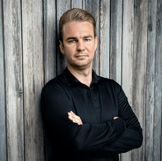 Edgars Tālums - LendSecured co-founder