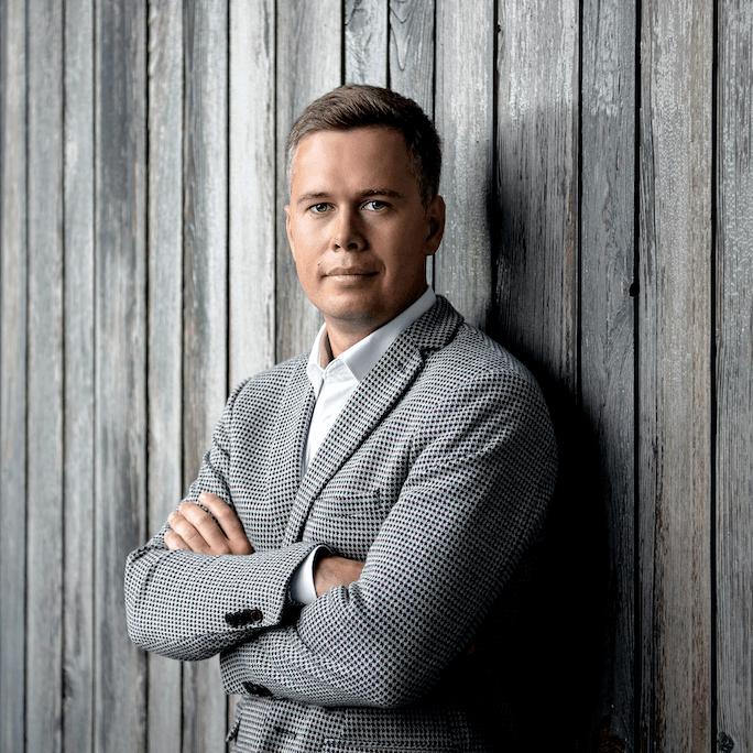 Ņikita Gončars - LendSecured CEO