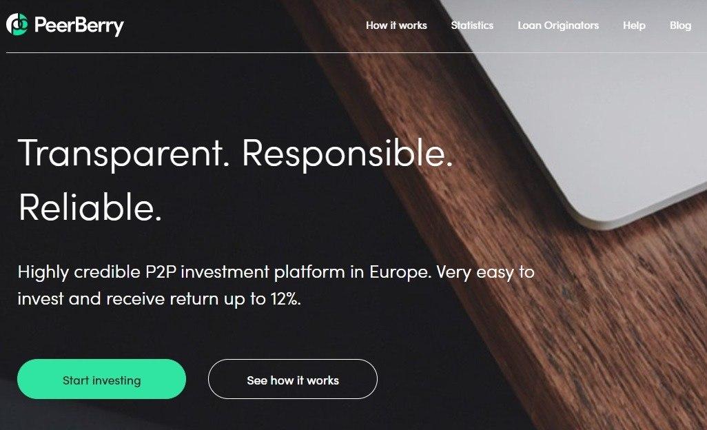 Peerberry: recenze rostoucí P2P platformy na alternativní investice