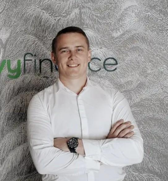 Rytis Darginavičius - spoluzakladatel Heavyfinance