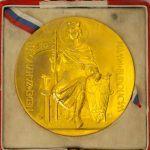 Portu Gallery - Medaile k dokončení Chrámu sv. Víta, 1929