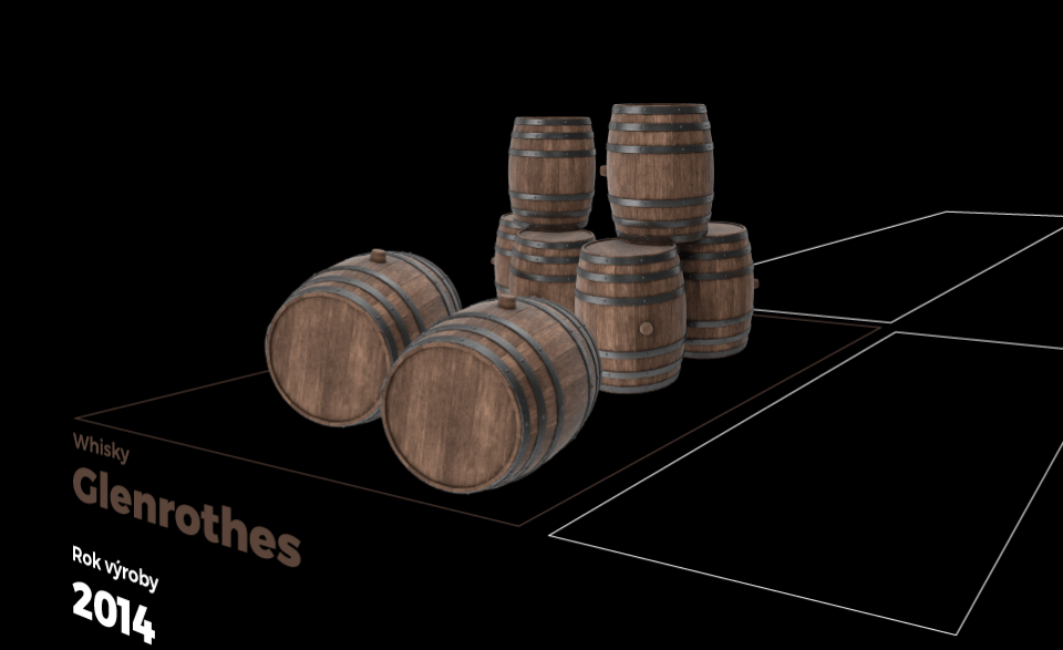 Whisky Glenrothes 2014 (od 18.3. 18:00)