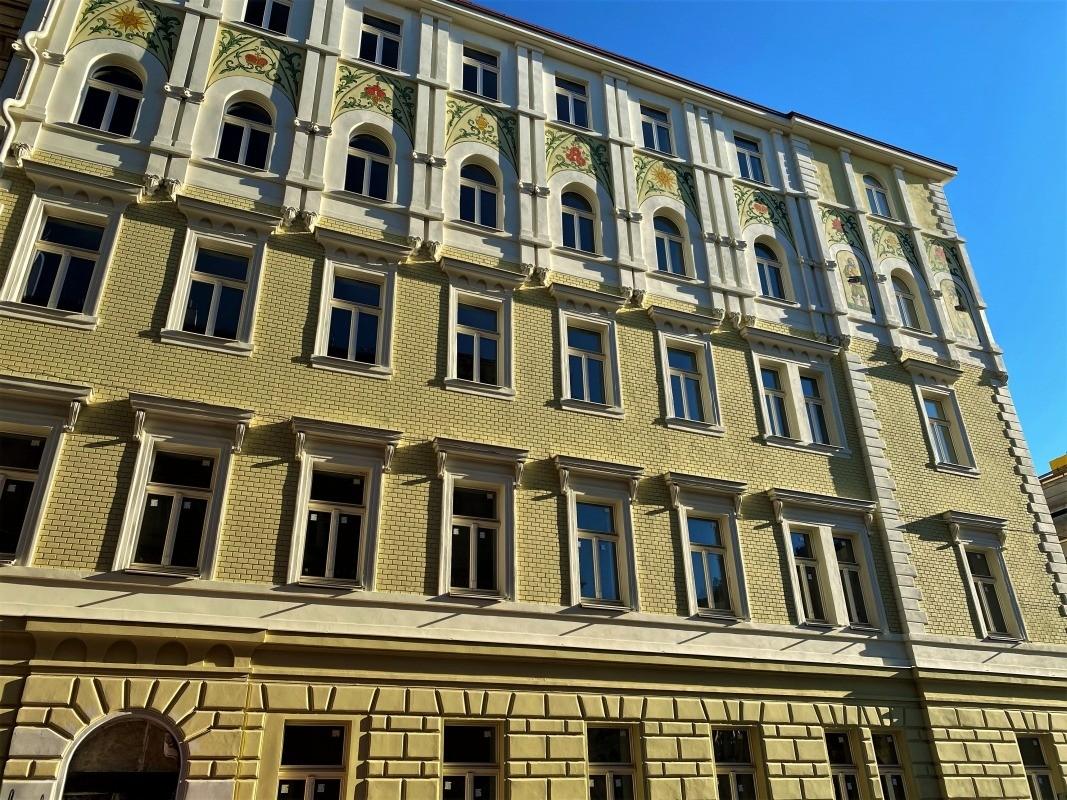 Bytové jednotky – Praha 5 – Smíchov