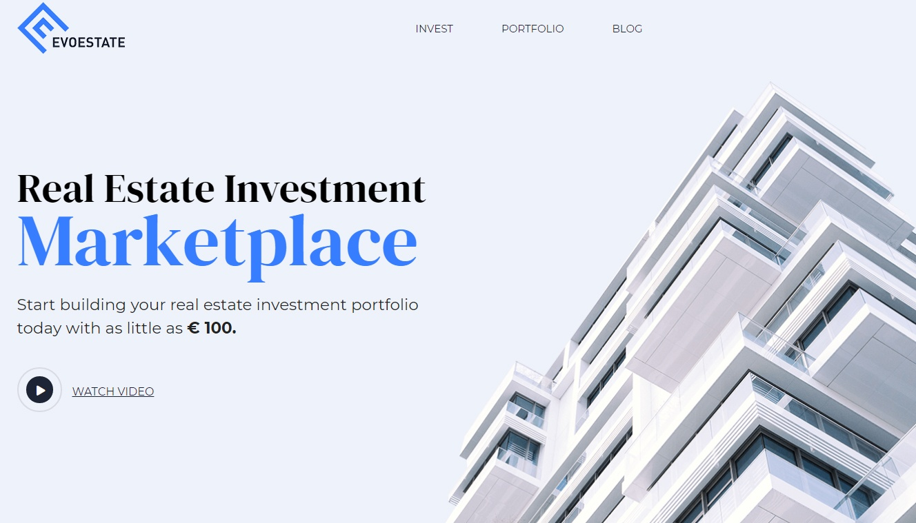 EvoEstate: review of an European P2P offers aggregator