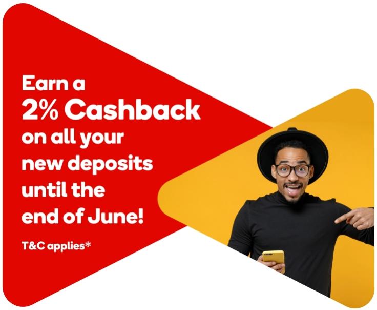Lendermarket cashback campaign