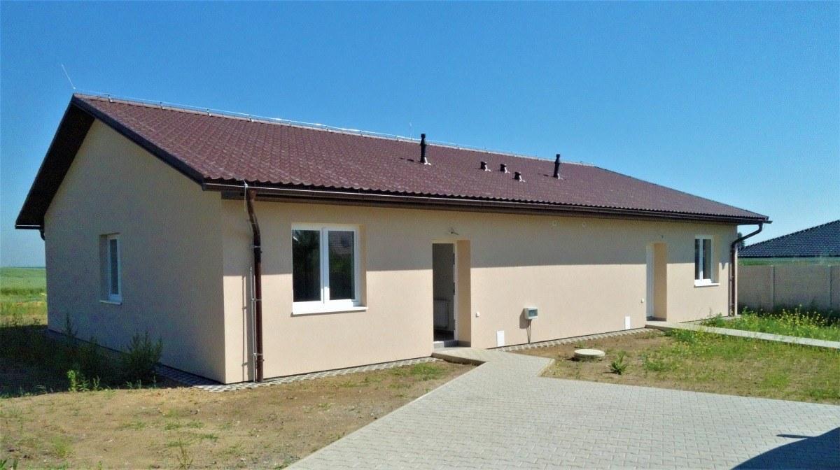 Rodinný dům Sluštice – Praha východ
