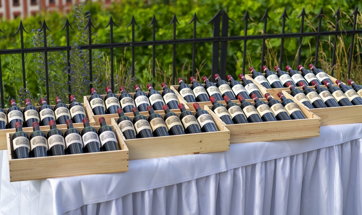Lafite Rothschild Vertical Selection 1970-2017 (5.8. 18:00)